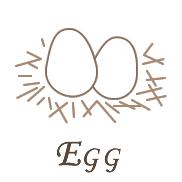 北坂養鶏場の純国産鶏卵
