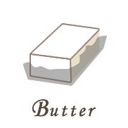国産バター